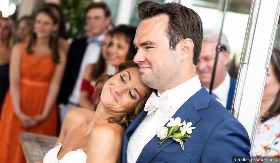 Ian and Jess's Wedding in Chatham, Massachusetts
