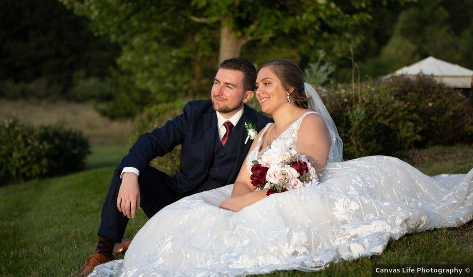 Trevor and Haylie's Wedding in Grand Rapids, Michigan