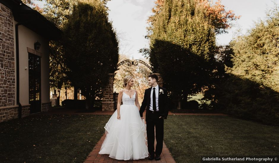 Matthew and Rachel's Wedding in Grove City, Ohio