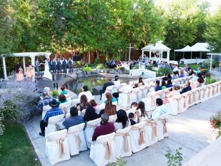The wedding of Nicole and Raul 1