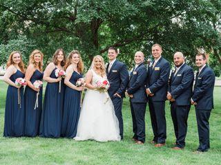 The wedding of Savanna and Tyler 2