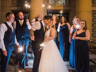 The wedding of Savanna and Tyler 3