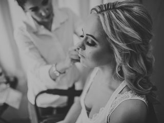 The wedding of Dalton and Danielle 1