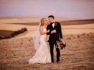 The wedding of Dalton and Danielle