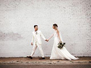 The wedding of Julia and Tyler