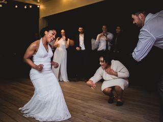 The wedding of Caitlin and Kayla 1