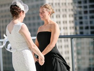 Katy and Rebecca's Wedding in North Chicago, Illinois 3