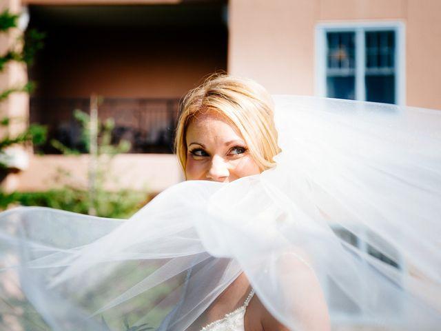 Eric and Sara's Wedding in Colorado Springs, Colorado 12