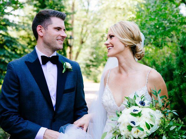 The wedding of Sara and Eric