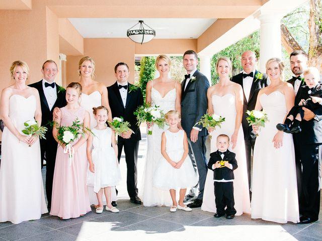 Eric and Sara's Wedding in Colorado Springs, Colorado 20