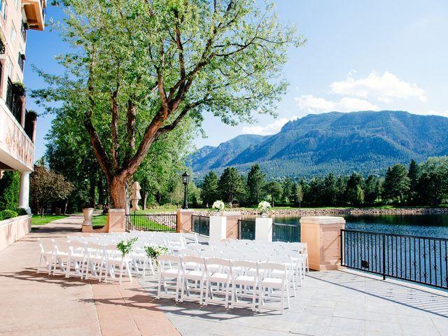 Eric and Sara's Wedding in Colorado Springs, Colorado 23