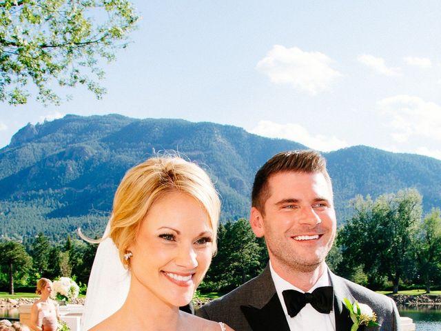 Eric and Sara's Wedding in Colorado Springs, Colorado 35