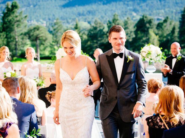 Eric and Sara's Wedding in Colorado Springs, Colorado 36