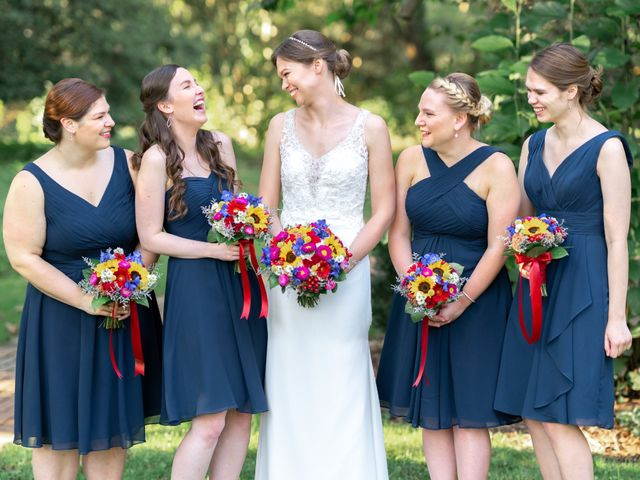 Mike and Anna's Wedding in Elkridge, Maryland 2