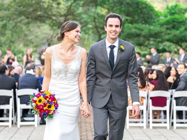 The wedding of Anna and Mike