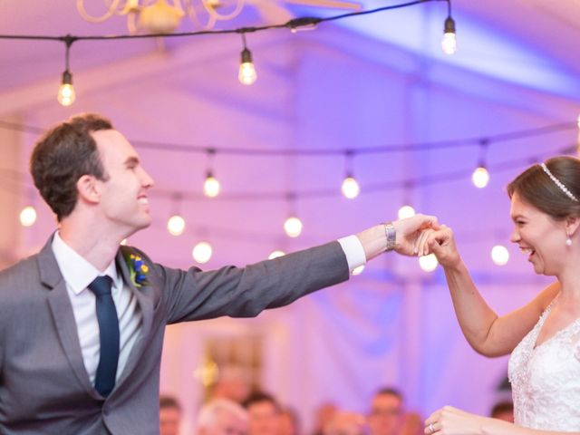 Mike and Anna's Wedding in Elkridge, Maryland 12
