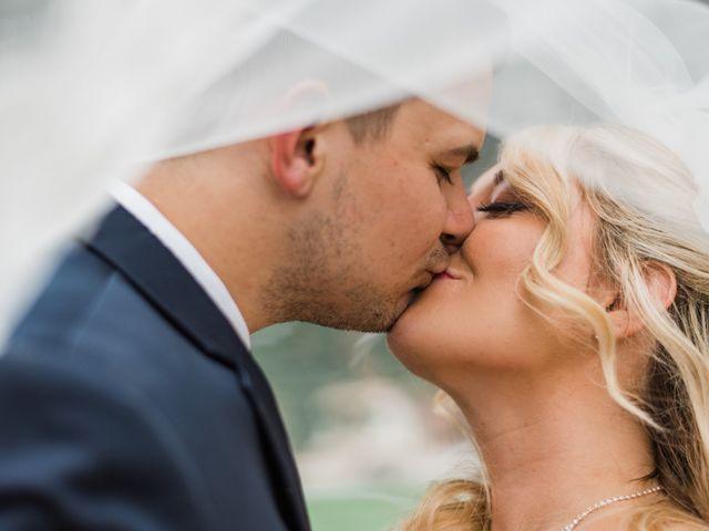 The wedding of Savanna and Tyler