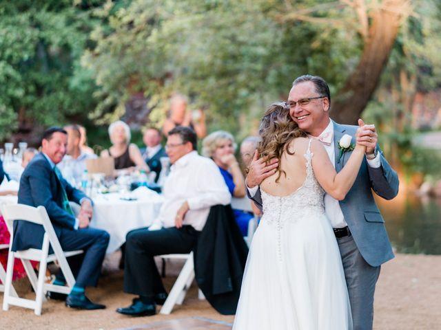 Dru and Jenn's Wedding in Sedona, Arizona 5