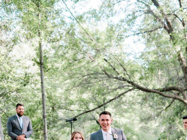 Dru and Jenn's Wedding in Sedona, Arizona 9