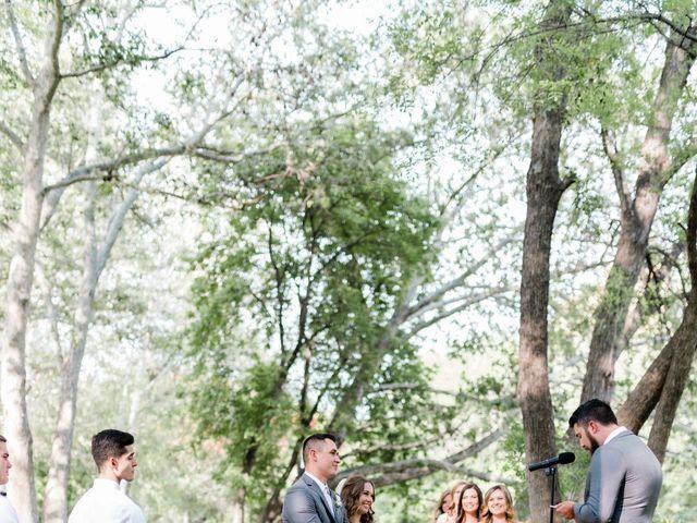 Dru and Jenn's Wedding in Sedona, Arizona 11