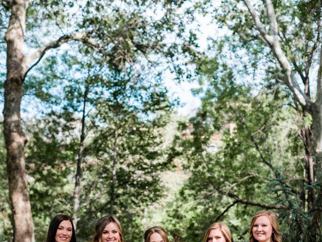 Dru and Jenn's Wedding in Sedona, Arizona 13