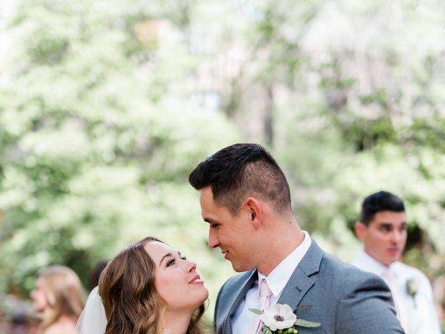 Dru and Jenn's Wedding in Sedona, Arizona 14