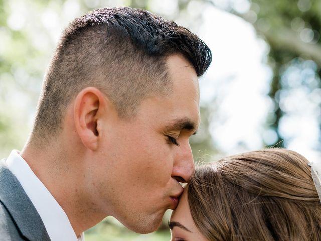 Dru and Jenn's Wedding in Sedona, Arizona 16