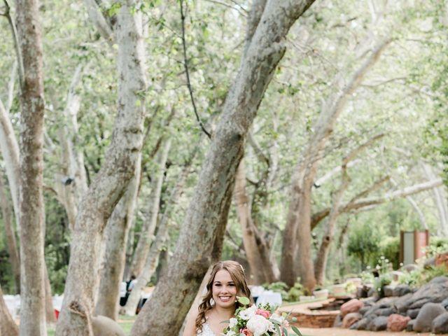 Dru and Jenn's Wedding in Sedona, Arizona 17
