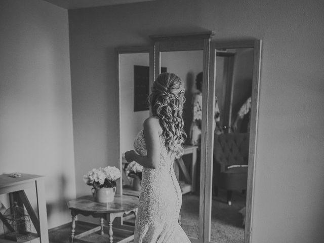 Danielle and Dalton's Wedding in Weston, Oregon 9