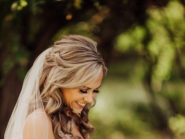 Danielle and Dalton's Wedding in Weston, Oregon 13