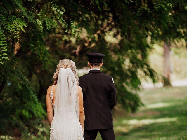 Danielle and Dalton's Wedding in Weston, Oregon 14