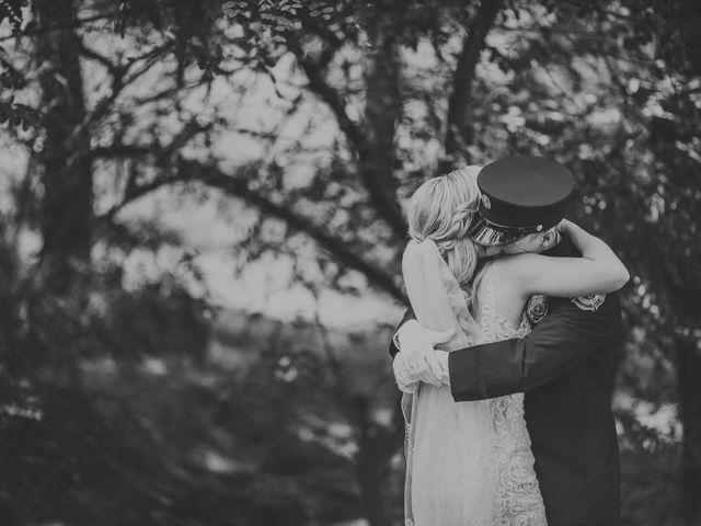 Danielle and Dalton's Wedding in Weston, Oregon 15