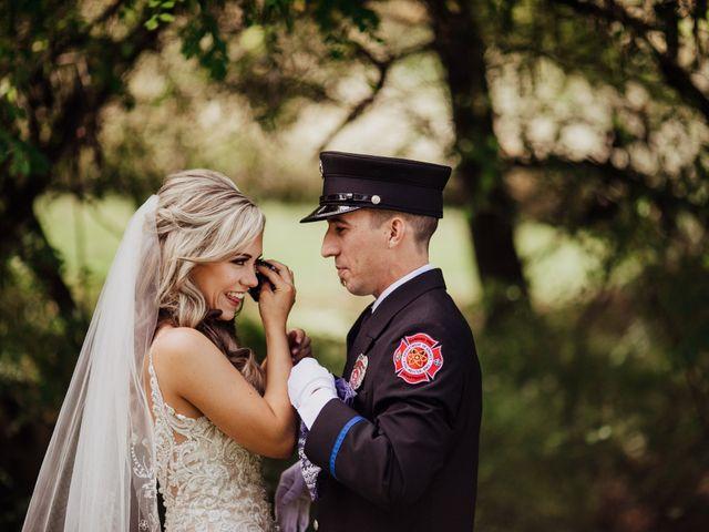 Danielle and Dalton's Wedding in Weston, Oregon 16