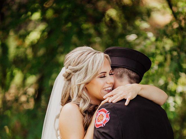 Danielle and Dalton's Wedding in Weston, Oregon 17