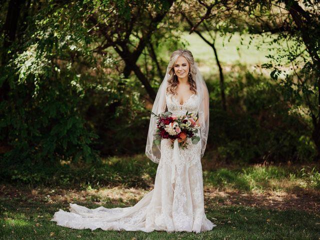Danielle and Dalton's Wedding in Weston, Oregon 21