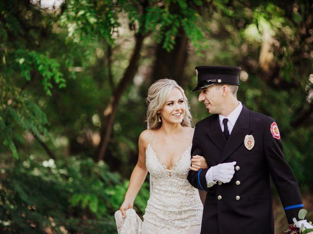 Danielle and Dalton's Wedding in Weston, Oregon 25