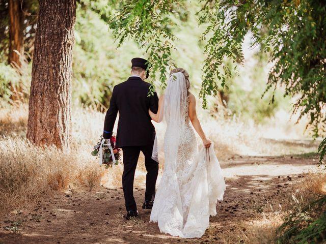 Danielle and Dalton's Wedding in Weston, Oregon 28