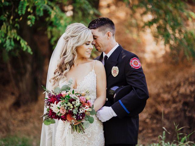 Danielle and Dalton's Wedding in Weston, Oregon 29