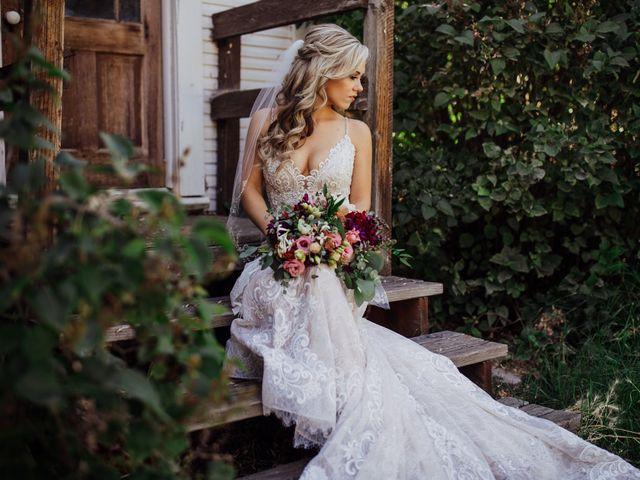 Danielle and Dalton's Wedding in Weston, Oregon 30