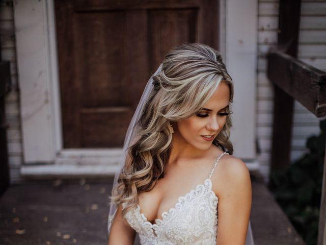 Danielle and Dalton's Wedding in Weston, Oregon 31