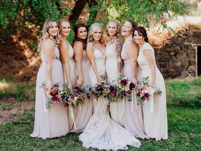 Danielle and Dalton's Wedding in Weston, Oregon 32