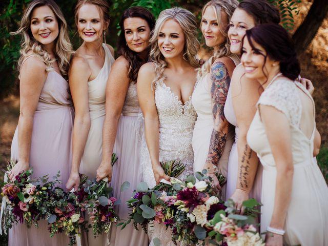 Danielle and Dalton's Wedding in Weston, Oregon 33