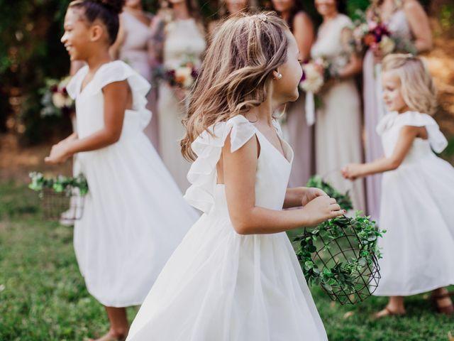 Danielle and Dalton's Wedding in Weston, Oregon 35