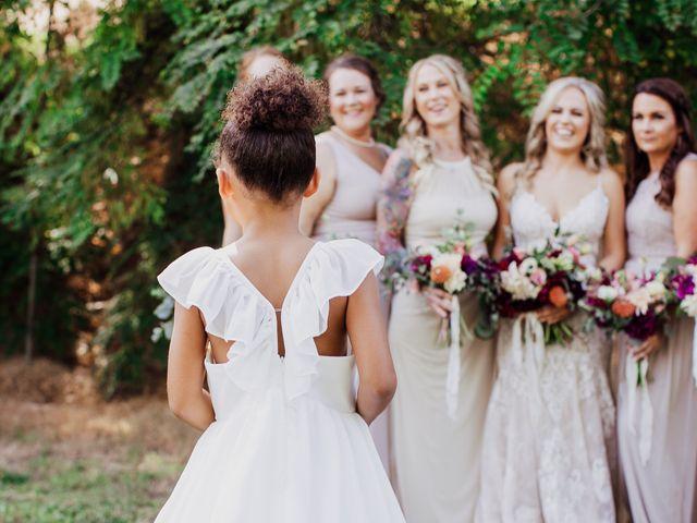 Danielle and Dalton's Wedding in Weston, Oregon 36