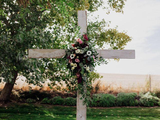Danielle and Dalton's Wedding in Weston, Oregon 41