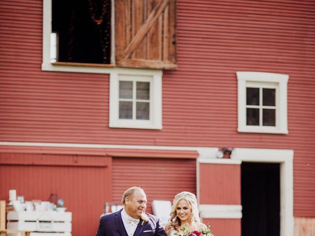 Danielle and Dalton's Wedding in Weston, Oregon 43