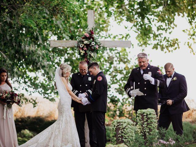 Danielle and Dalton's Wedding in Weston, Oregon 45