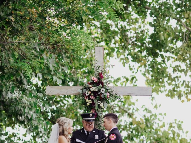 Danielle and Dalton's Wedding in Weston, Oregon 46