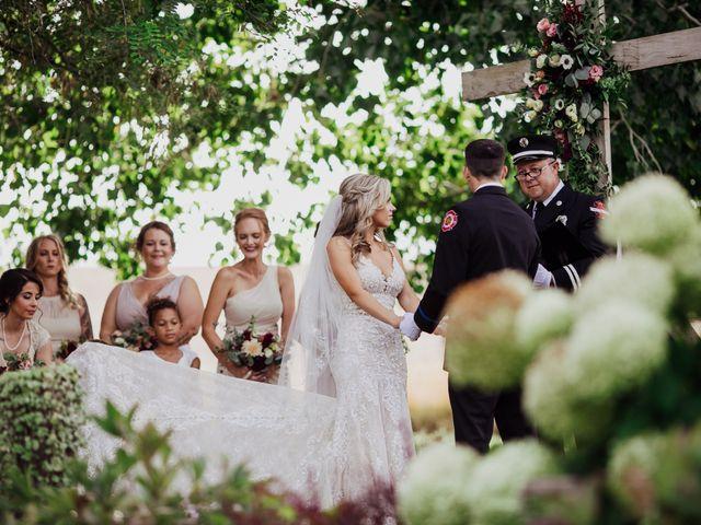 Danielle and Dalton's Wedding in Weston, Oregon 47