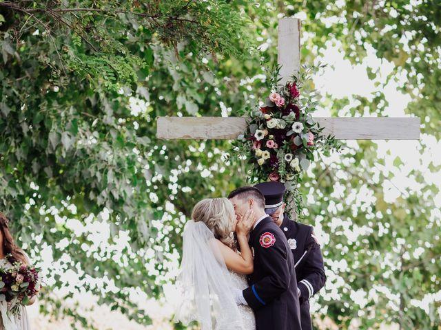 Danielle and Dalton's Wedding in Weston, Oregon 48